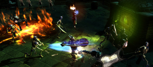 Dungeon Siege 3 News