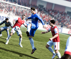 FIFA Soccer 12 Chat