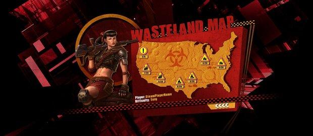 Wasteland Angel News