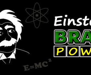 Einstein's Brain Power Screenshots