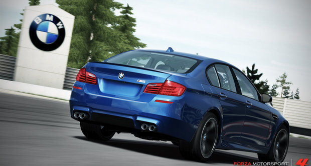 Forza Motorsport 4 BMW screenshots