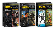 PSP compiles $15 'Dual Packs' of classic titles