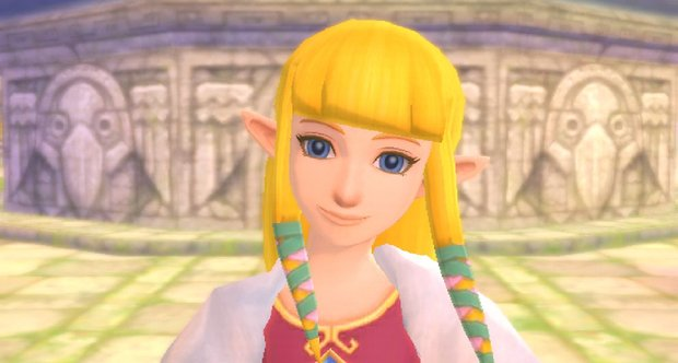 The Legend of Zelda: Skyward Sword - E3 2011