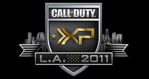 Call of Duty XP 2011 logo