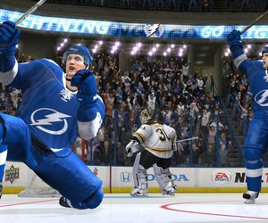 NHL 12 Screenshots