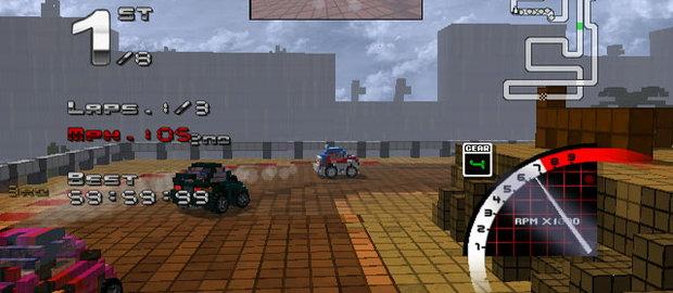 3D Pixel Racing News