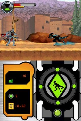 Ben 10 Triple Pack Screenshot from Shacknews