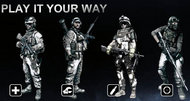 Battlefield 3 multiplayer classes detailed