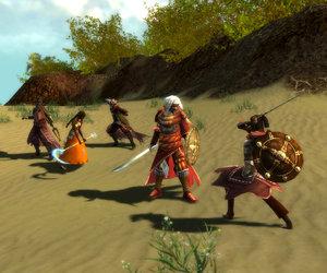 Guild Wars Nightfall Screenshots