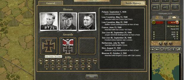 Panzer Corps News