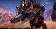 PlanetSide 2 features 8x8 kilometer continents
