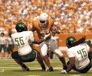 NCAA Football 12 Screenshots