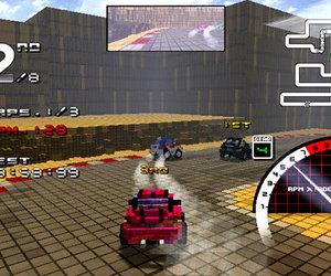 3D Pixel Racing Chat