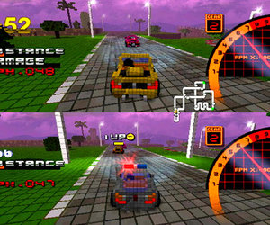 3D Pixel Racing Videos