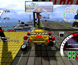 3D Pixel Racing Chat