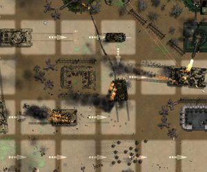 Gratuitous Tank Battles Screenshots