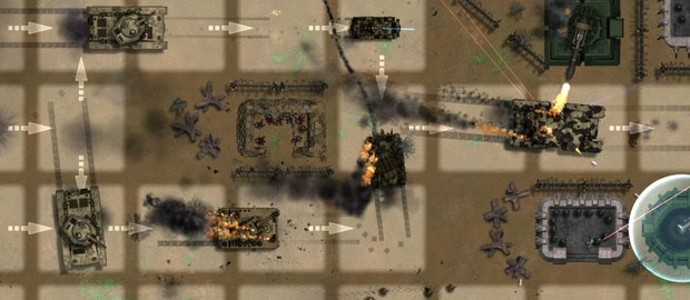 Gratuitous Tank Battles News