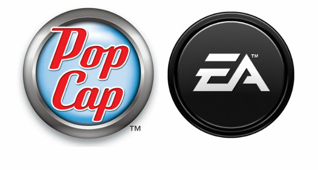 PopCap and EA Banner