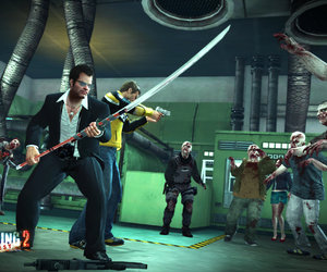Dead Rising 2: Case West Chat