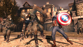 Captain America: Super Soldier Screenshot from Shacknews