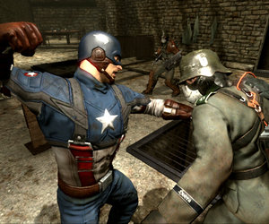 Captain America: Super Soldier Chat