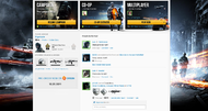 Battlefield 3's Battlelog took notes from social media, Halo and COD