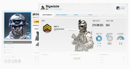 First look at Battlefield 3 'Battlelog' via pulled screenshots