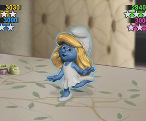The Smurfs Dance Party Screenshots