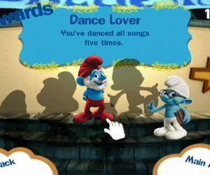 The Smurfs Dance Party Files