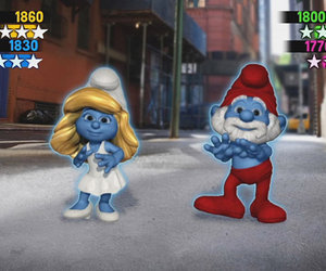 The Smurfs Dance Party Videos