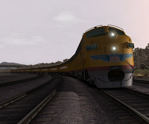 RailWorks 3: Train Simulator 2012 Screenshots