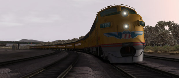 RailWorks 3: Train Simulator 2012 News