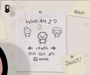 The Binding of Isaac Files