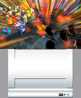 Pokemon Rumble Blast Screenshot from Shacknews