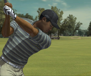 Tiger Woods PGA Tour 08 Chat
