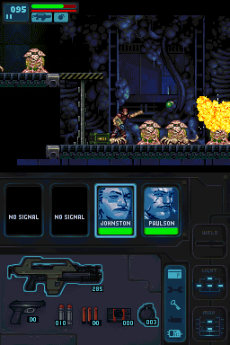 Aliens: Infestation Screenshots