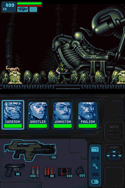 Aliens: Infestation Files