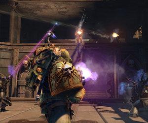 Warhammer 40,000: Space Marine Chat