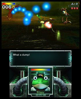 Star Fox 64 3D Screenshot from Shacknews
