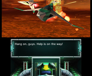 Star Fox 64 3D Screenshots
