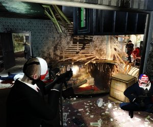 Payday: The Heist Screenshots