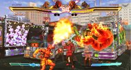 Street Fighter X Tekken Comic-Con screenshots