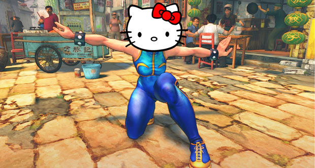 Hello Kitty Street Fighter topstory