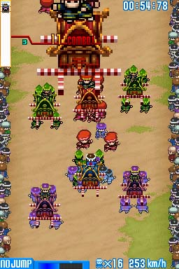 Portable Shrine Wars Screenshots