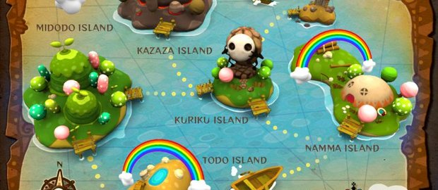 PixelJunk Monsters Social News