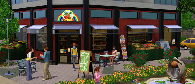 The Sims 3: Town Life Stuff News