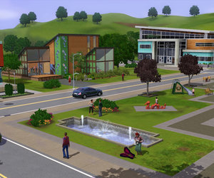 The Sims 3: Town Life Stuff Screenshots