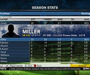 Madden NFL 12 Screenshots
