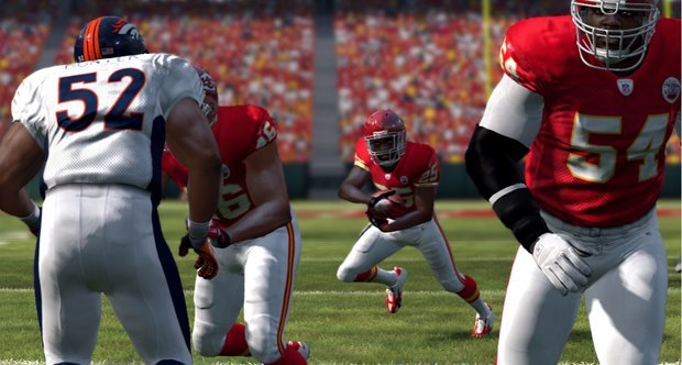 Madden NFL 12 screenshots
