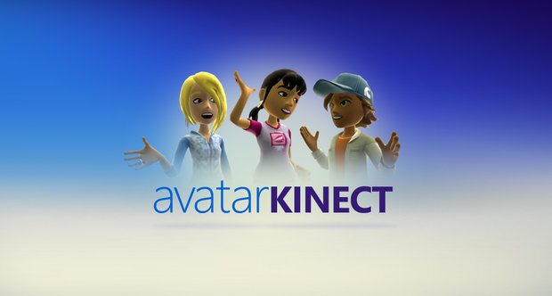 Avatar Kinect screenshots